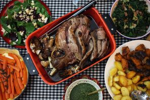 The Lazy Gal's Guide to the Ultimate Sunday Roast Lunch
