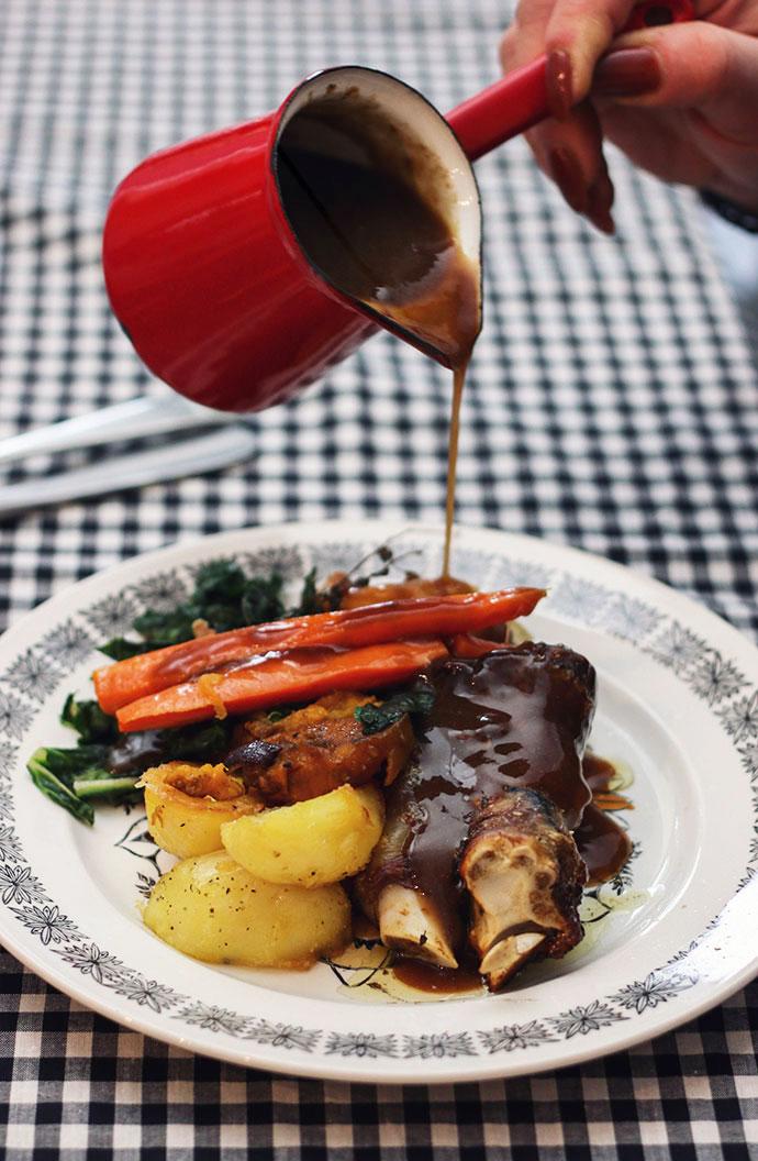 Roast Meat gravy - mypoppet.com.au
