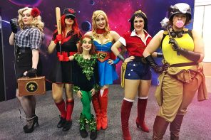 What we're looking forward to at Oz Comic-Con Melbourne + WIN a Family Pass