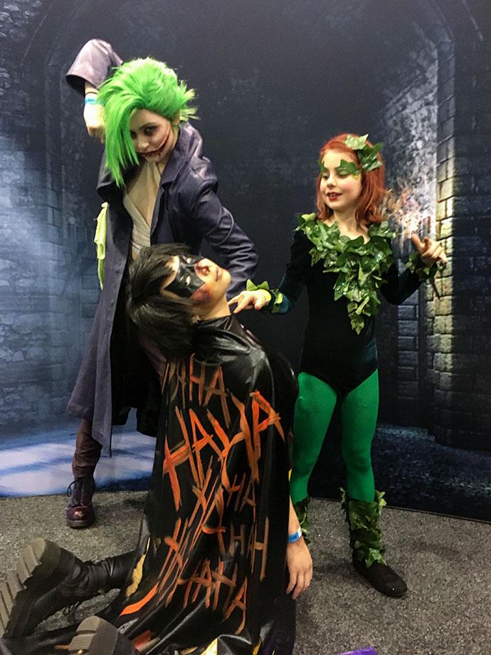 Oz Comic-Con Melbourne - mypoppet.com.au