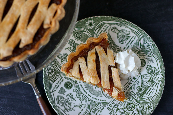 Harry Potter Inspired Treacle Tart Recipe - mypoppet.com.au