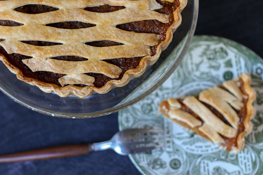 4 ingredient Treacle tart recipe - mypoppet.com.au