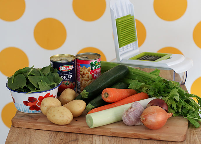 minestrone soup recipe ingredients- mypoppet.com.au
