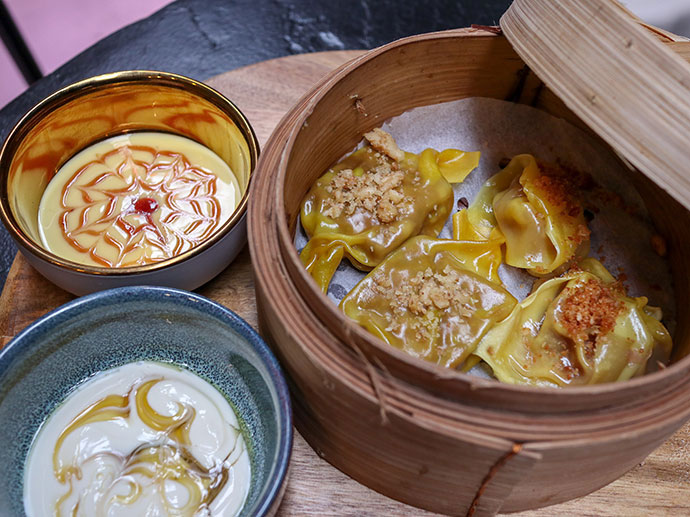 Dessert Dumplings - mypoppet.com.au