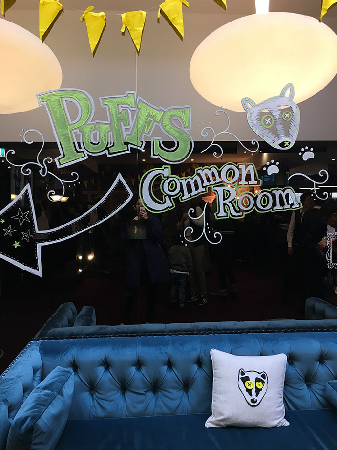 Puffs - Alex Theatre St.Kilda Melbourne
