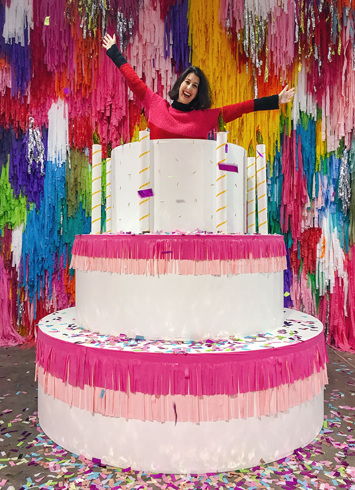 Sugar Republic - giant birthday cake - mypoppet.com.au