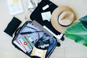 packing list - travel first aid kit