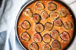 easy fig cake recipe - mypoppet.com.au