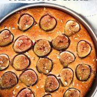 Easy Fig Cake Recipe