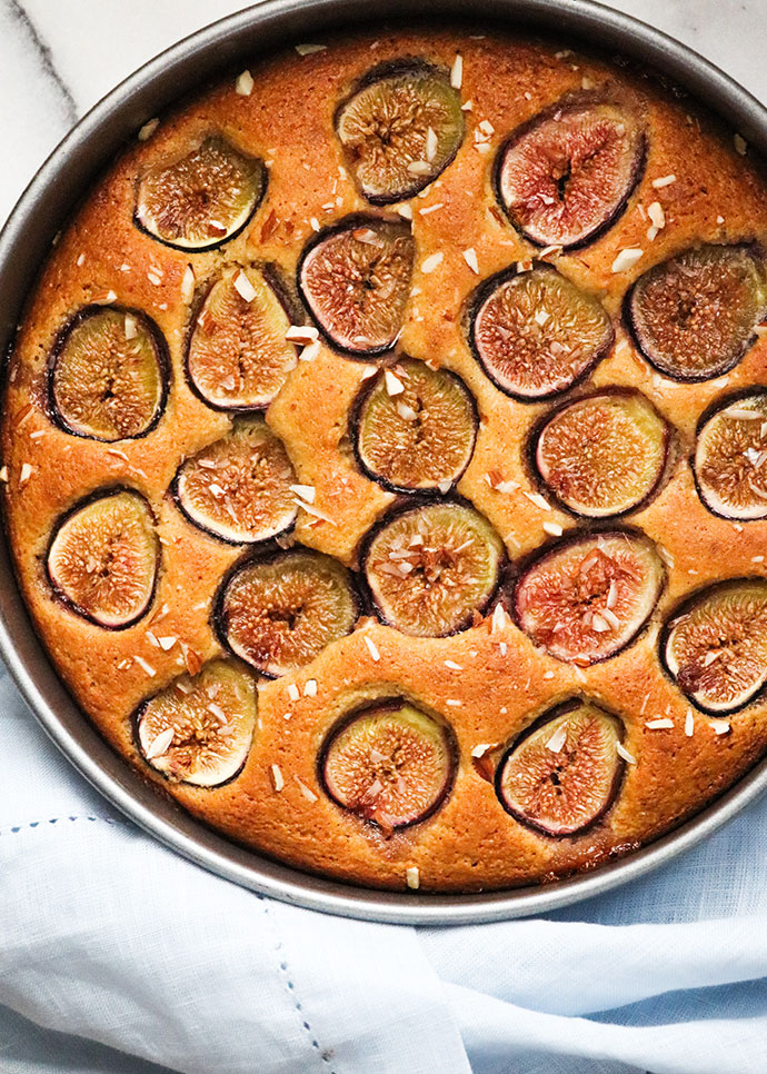 easy fig cake recipe