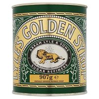 Lyle's Golden Syrup - 907g (2lbs)