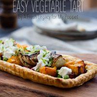 Easy Vegetable Tart