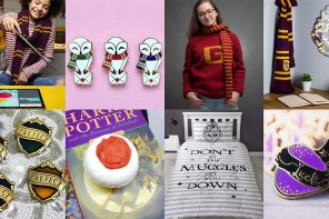 A very Harry Potter Gift Guide – Accio Christmas Gift Ideas!