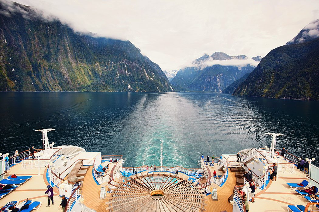 New Zealand Cruise Itinerary - mypoppet.com.au