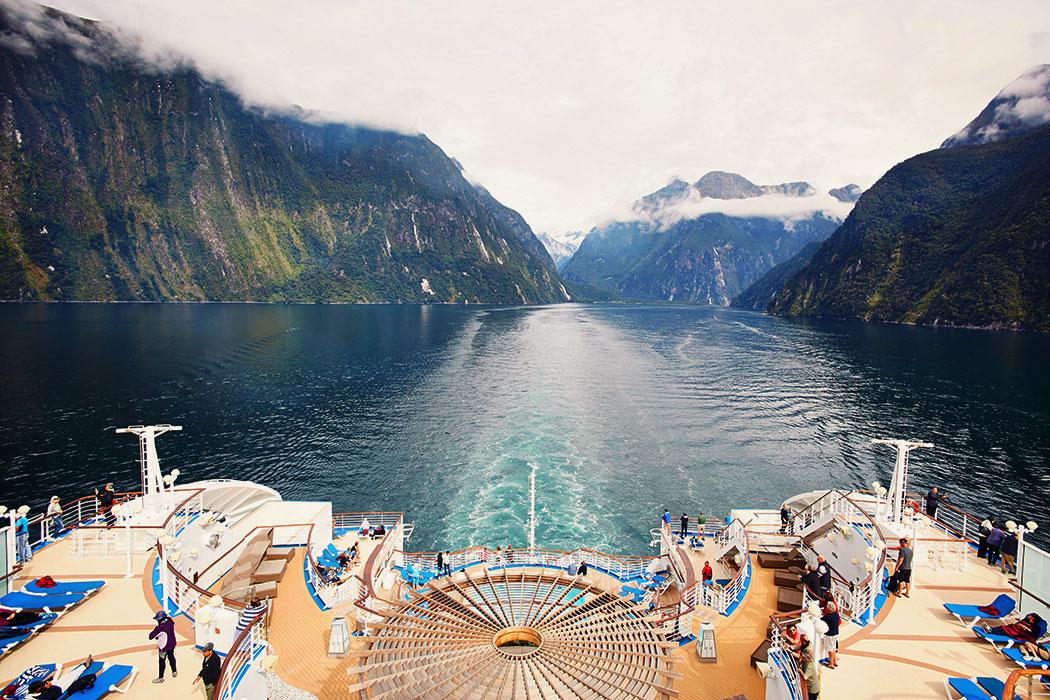 New Zealand Cruise Itinerary - mypoppet.com.au