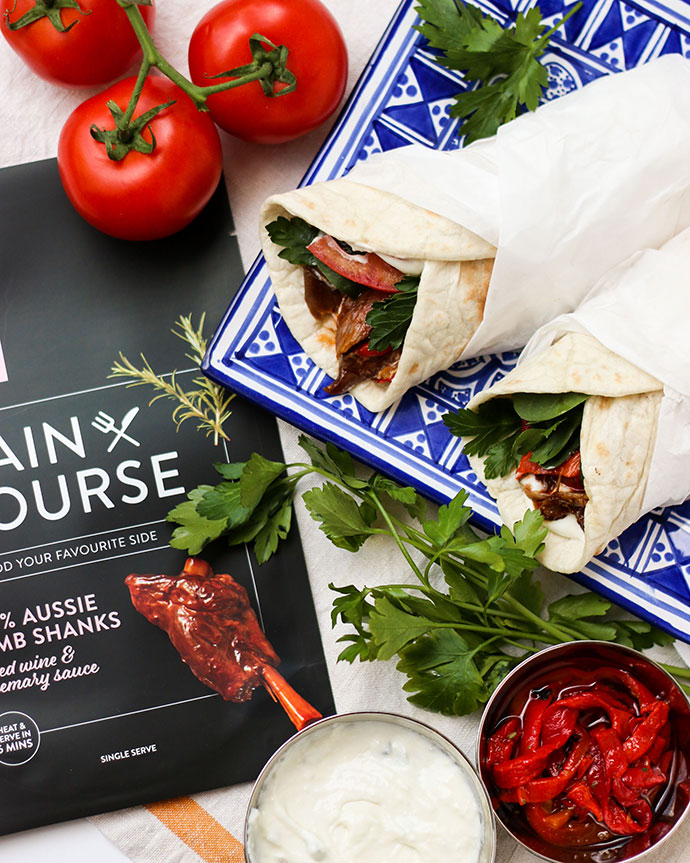 Lamb shank wraps with chef direct shelf stable lamb shanks - mypoppet.com.au