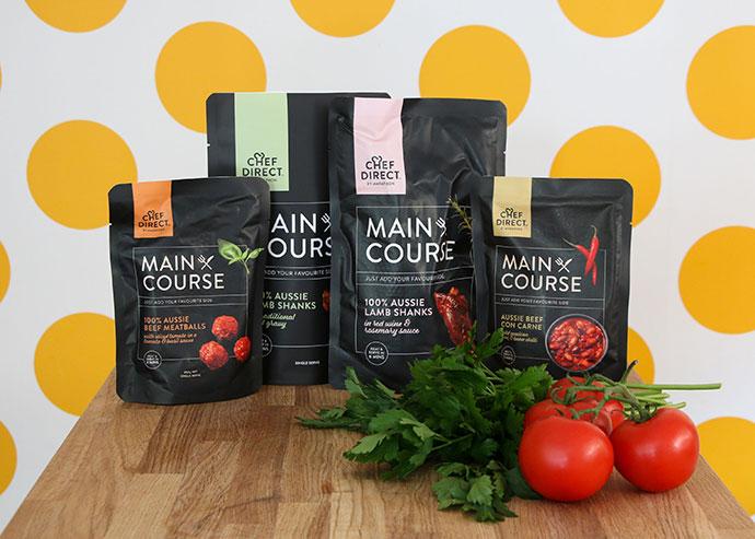 Marathon foods Chef Direct Range Review - mypoppet.com.au