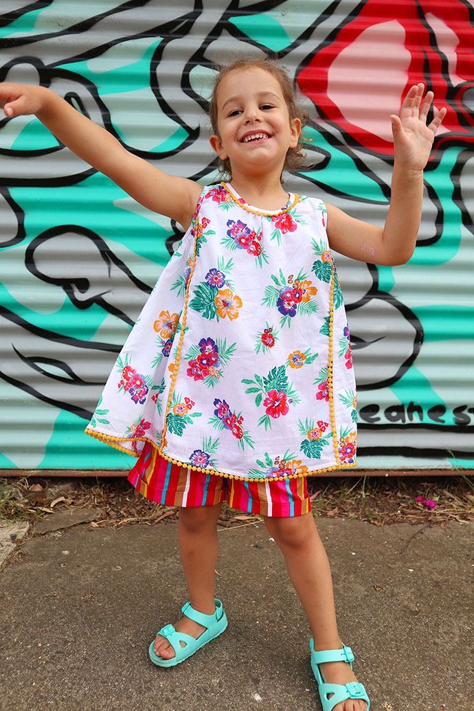 Ethically Made Kids Clothing Review- Eternal Creation - mypoppet.com.au