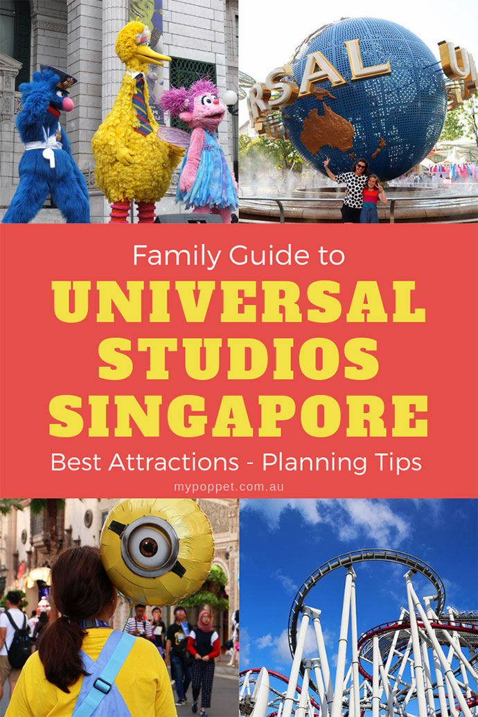 The Best Family Guide to Universal Studios Singapore - Mypoppet.com.au
