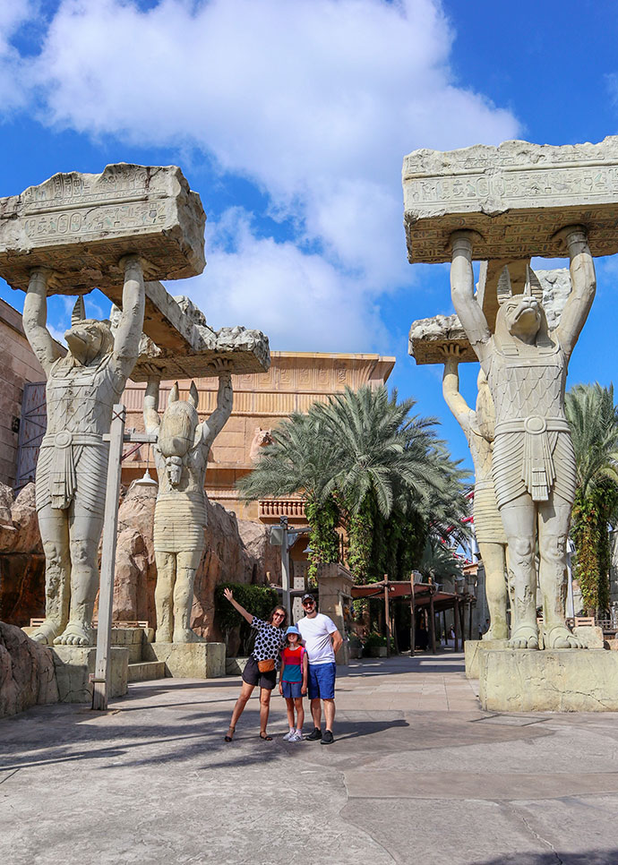 Family travel guide Universal Studios Singapore (Ancient Egypt)- mypoppet.com.au