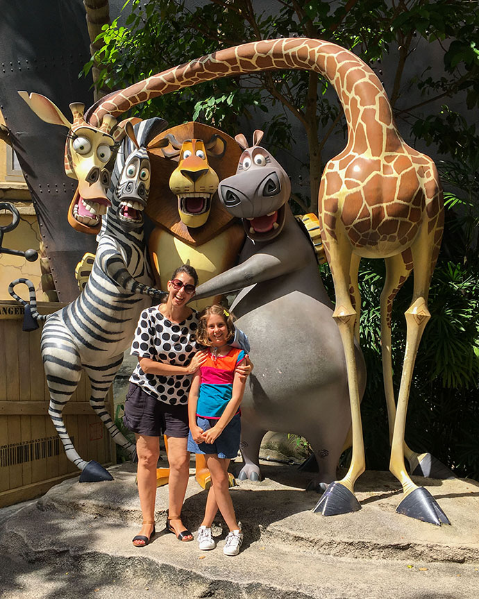 Family travel guide Universal Studios Singapore - mypoppet.com.au