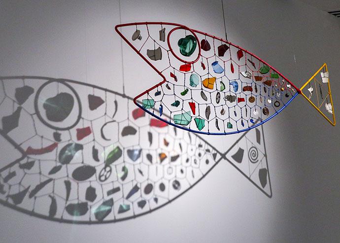 Alexander Calder Exhibition NGV Melbourne - mypoppet.com.au