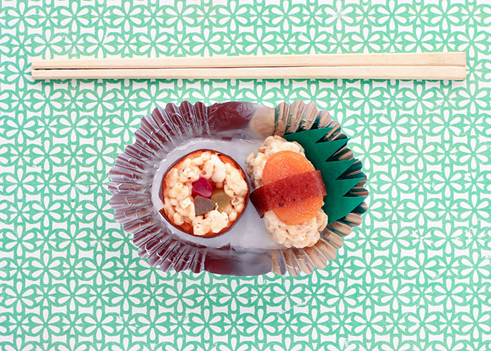 How to make Candy Sushi - mypoppet.com.au