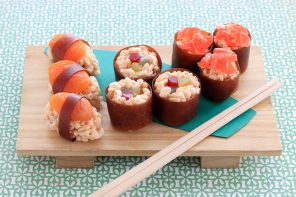 Candy Sushi – A Fun Party Food Idea!