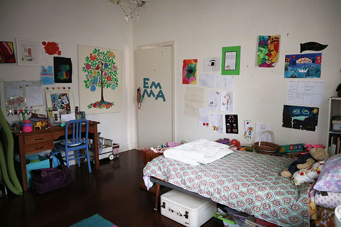 Bedroom makeover before - mypoppet.com.au