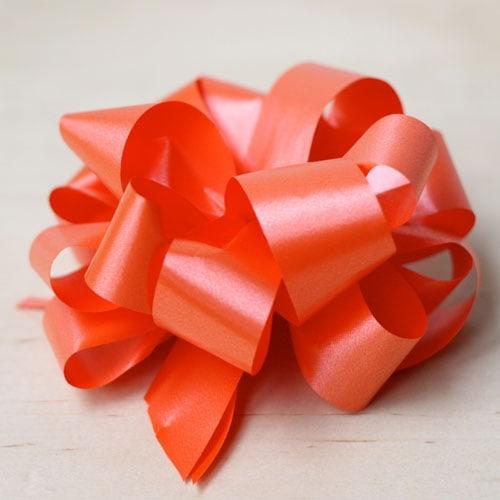 gift bow diy
