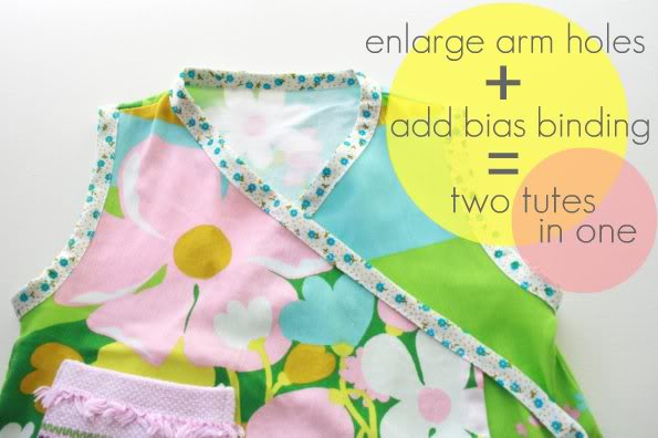 How to attatch bias binding