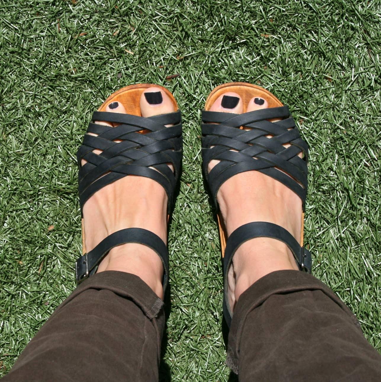 clog care shoe maintanace