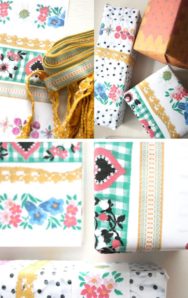 Make your own Gift Wrapping Paper - mypoppet.com.au