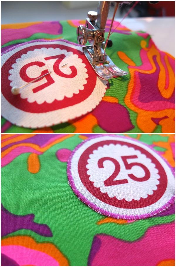 advent calendar number