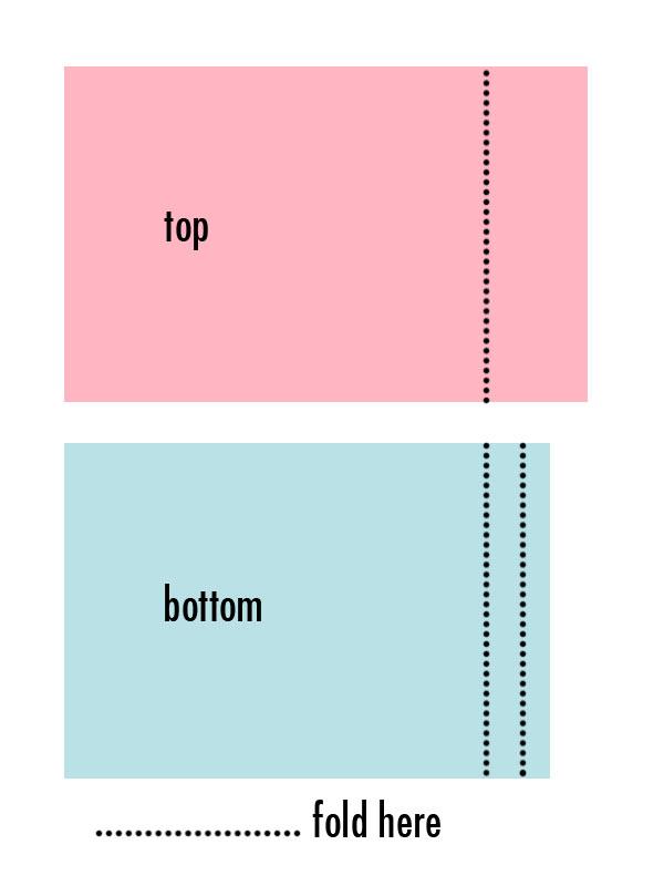 How to make a duvet cover - mypoppet.com.au