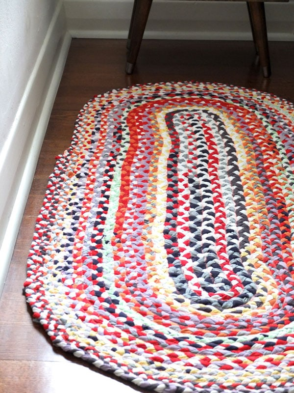 braided rug tutorial www.mypoppet.com.au