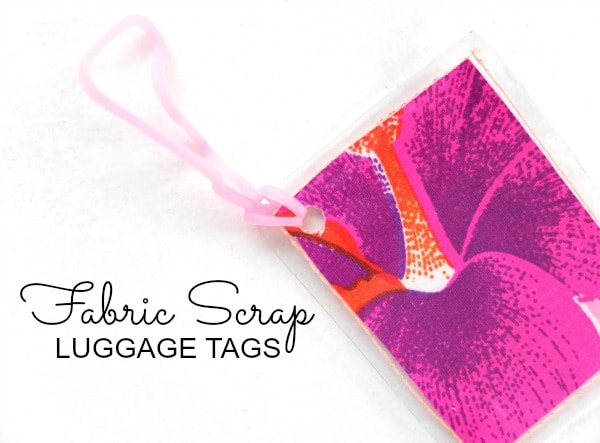 luggage tag title
