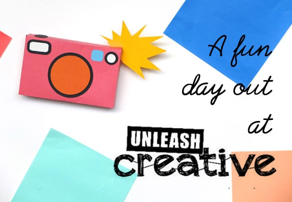 Review of the Unleash creative Event melbourne