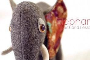 Stuffed Animals – A Book Review & Softies for Mirabel