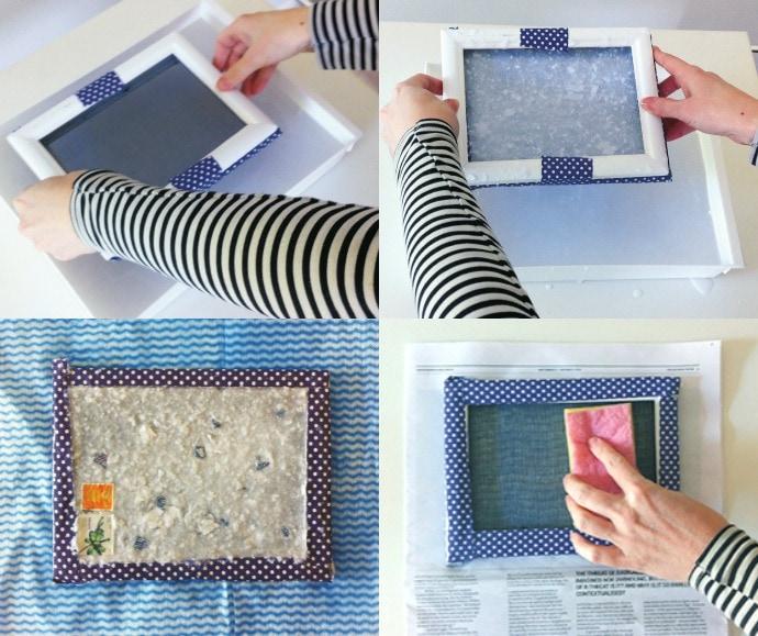 Handmade Paper Insructions Part 2