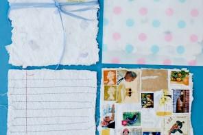 How to make handmade paper DIY instructions