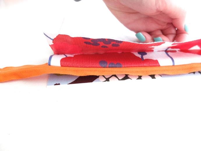 how to insert zip