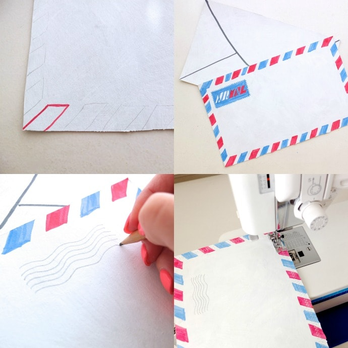 How To Make A Giant Envelope