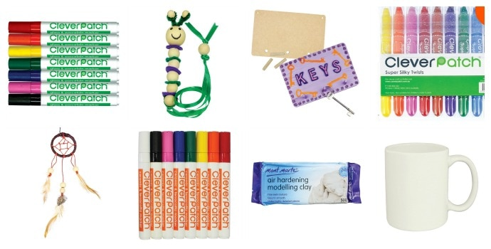 clever patch products - craft supplies