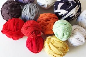 how to cut t-shirt yarn