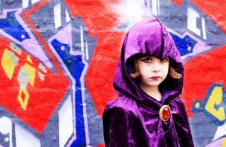 Raven - Teen Titans DIY cosplay costume instructions