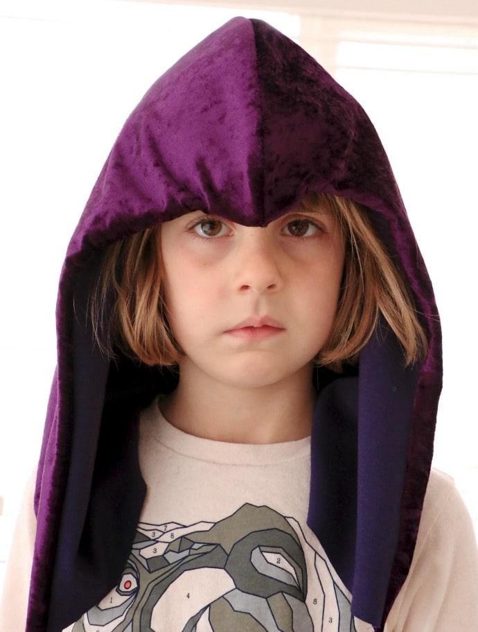 how to make a cosplay cloak