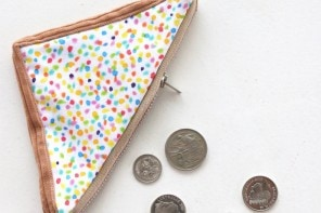 How to: Fairy Bread Coin Purse