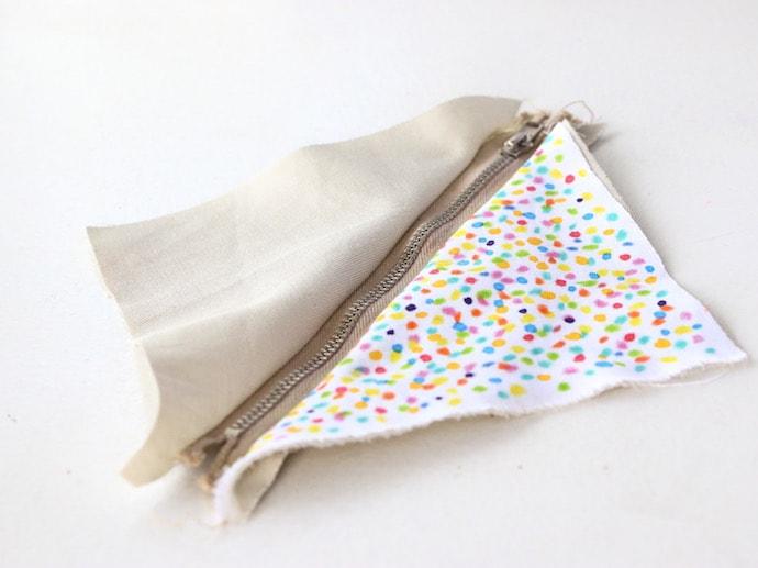 How to make a Fairy Bread Coin Purse DIY mypoppet.com.au