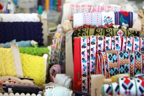 Miss Cinti's Sewing Room Tour & Craft Room Organising Tips